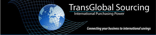 TransGlobal Sourcing Home Page